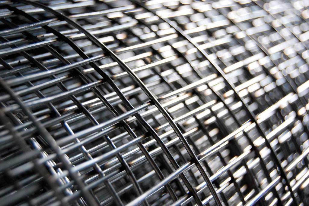танцуют, ведут виды металлической сетки фото центре города
